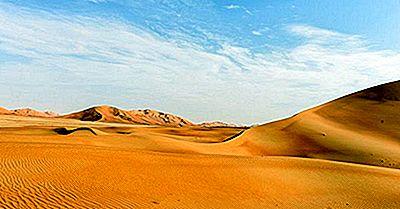 Rub Al Khali, Barrio Vacío Del Desierto De Arabia