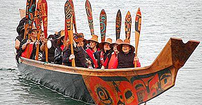 S'GAng Gwaay Llanagaay: Patrimonio De La Humanidad De La Unesco En Canadá
