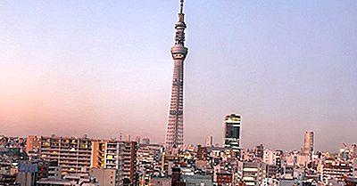 As Sete Maravilhas Arquitetônicas Modernas De Tóquio