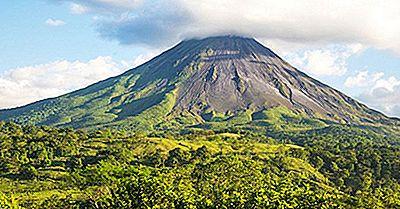 Las Siete Maravillas Naturales De Costa Rica