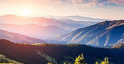 Le Sette Meraviglie Naturali Dell'Ucraina