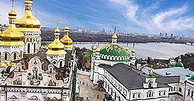 De Syv Underverkene I Ukraina