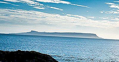 As Pequenas Ilhas, Na Escócia