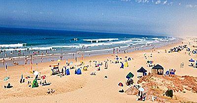 Stockton Beach, Australia - Lugares Únicos En El Mundo