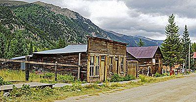 La Storia Di St. Elmo, Colorado