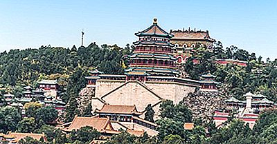 Palais D'Été - Sites Du Patrimoine Mondial De L'Unesco En Chine
