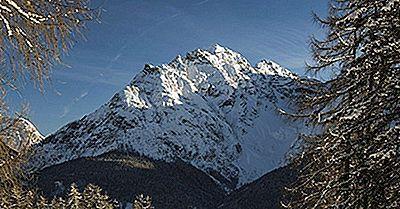 Parc National Suisse, Suisse - Lieux Uniques Autour Du Monde