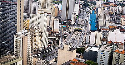 Gli Edifici Più Alti Del Brasile