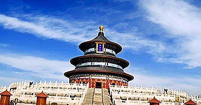 Templo Do Céu - Patrimônio Mundial Da Unesco Na China