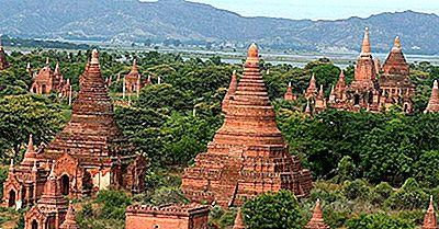 The Temples Of Bagan - Unike Steder Rundt Om I Verden