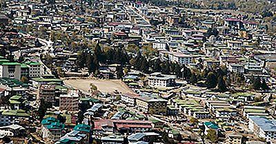 Diez Mejores Lugares Para Visitar En Bután