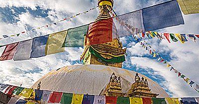Les Dix Meilleurs Endroits À Visiter Au Népal