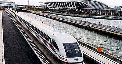 Dix Trains Les Plus Rapides Du Monde