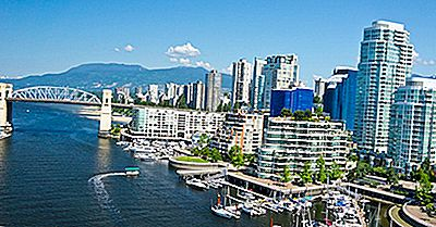 Topp 10 Saker Att Göra I Vancouver