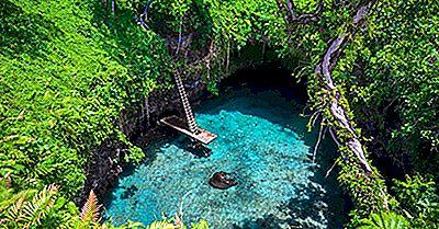 Topp 10 Saker Att Se Och Göra I Samoa