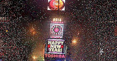 Principales Destinos De Celebración De La Víspera De Año Nuevo En El Mundo