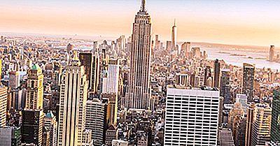 Principales Destinos Turísticos De La Ciudad De Los EE.UU.