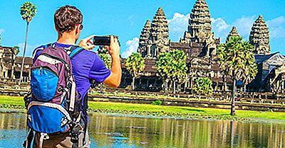 Top-Herkunftsländer Für Touristen Nach Kambodscha