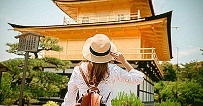 Principais Países De Origem Para Turistas No Japão