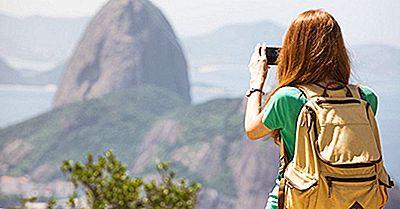 Țările Sursă De Turiști Din Brazilia