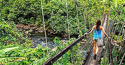 Turistas Para Fiji Por País De Origem