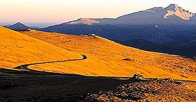 Trail Ridge Road, Colorado - Lugares Únicos Ao Redor Do Mundo