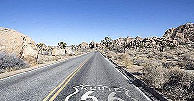 Traseul SUA 66 - O Călătorie Americană Unică