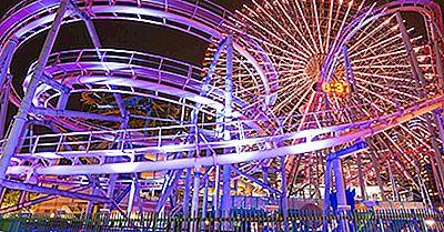 The Underwater Roller Coaster Di Yokohama, Giappone - Luoghi Unici In Tutto Il Mondo