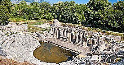 Locuri De Patrimoniu Mondial UNESCO În Albania
