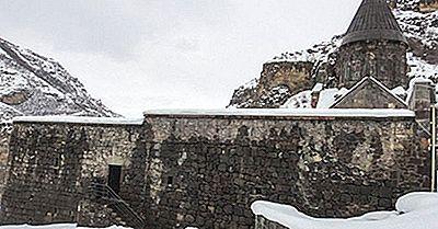 Patrimônio Mundial Da Unesco Na Armênia