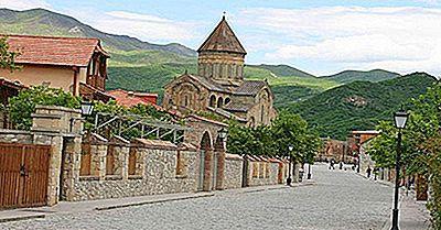 Sitios Del Patrimonio Mundial De La Unesco En Georgia