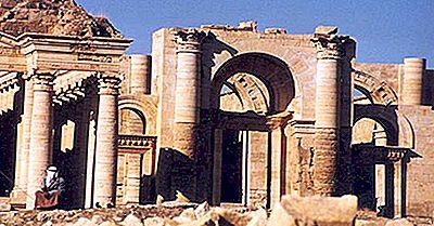 Locațiile Patrimoniului Mondial UNESCO În Irak