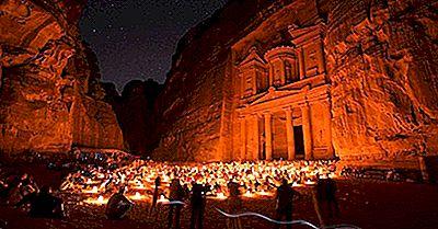 Unesco Weltkulturerbe In Jordanien