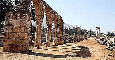 Sites Du Patrimoine Mondial De L'Unesco Au Liban