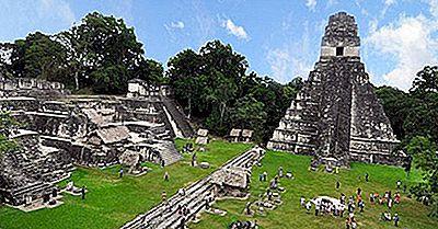 UNESCO-Welterbestätten In Mexiko
