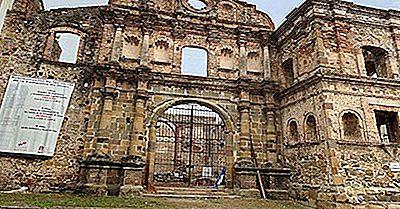 Sitios Del Patrimonio Mundial De La Unesco En Panamá