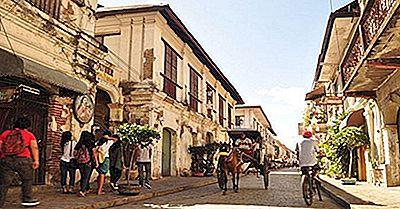 Unesco Världsarvslistor I Filippinerna