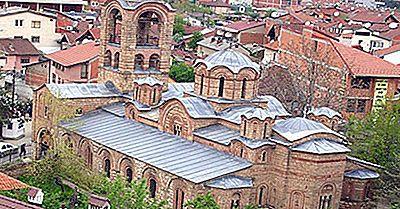 Sites Du Patrimoine Mondial De L'Unesco En Serbie Et Au Kosovo