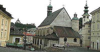Unesco Verdensarvsteder I Slovakia