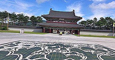 Site-Urile Patrimoniului Mondial UNESCO Din Coreea De Sud