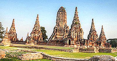 Siti Del Patrimonio Mondiale Dell'Unesco In Tailandia