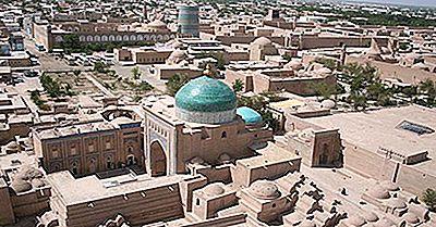 UNESCO-Welterbestätten In Usbekistan
