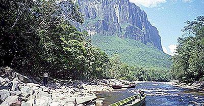 Sitios Del Patrimonio Mundial De La Unesco En Venezuela