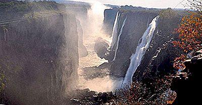 Victoria Falls - Unesco World Heritage Site I Zambia