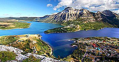 Parc International De La Paix Waterton-Glacier: Un Site Du Patrimoine Mondial De L'Unesco Au Canada