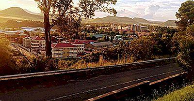 ¿Cuál Es La Capital De Lesotho?