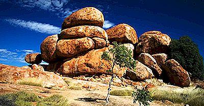 Vad Är Djävulens Marbles Conservation Reserve?