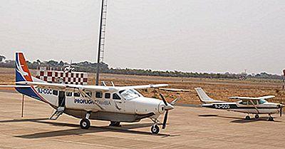 ¿Cuál Es La Aerolínea Nacional De Zambia?
