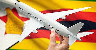 Qual É A Companhia Aérea Nacional Do Zimbábue?
