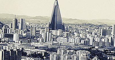 ¿Qué Tiene De Especial El Hotel Ryugyong En Corea Del Norte?